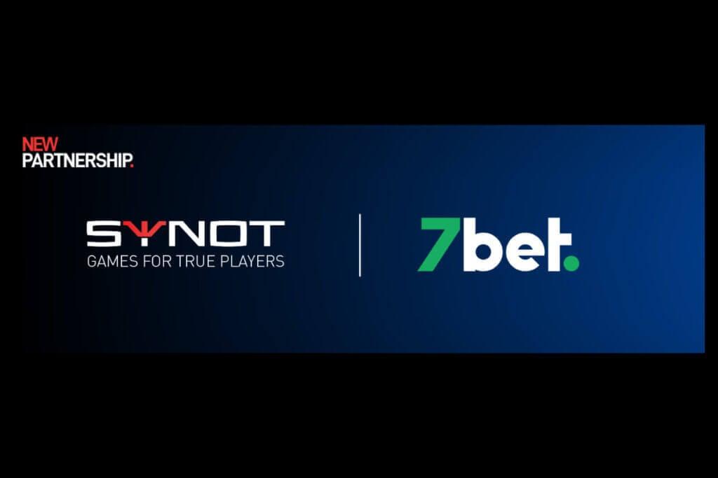 Synot Games a 7bet partnerství