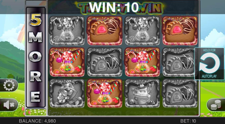 Tasty Win automat