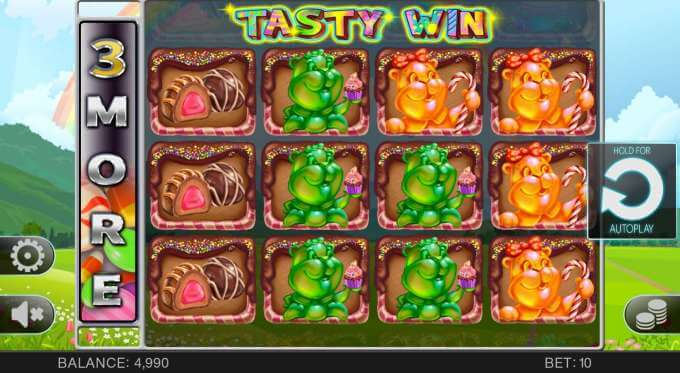 Tasty Win - velká výhra