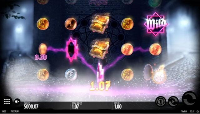 The Rift herní automat