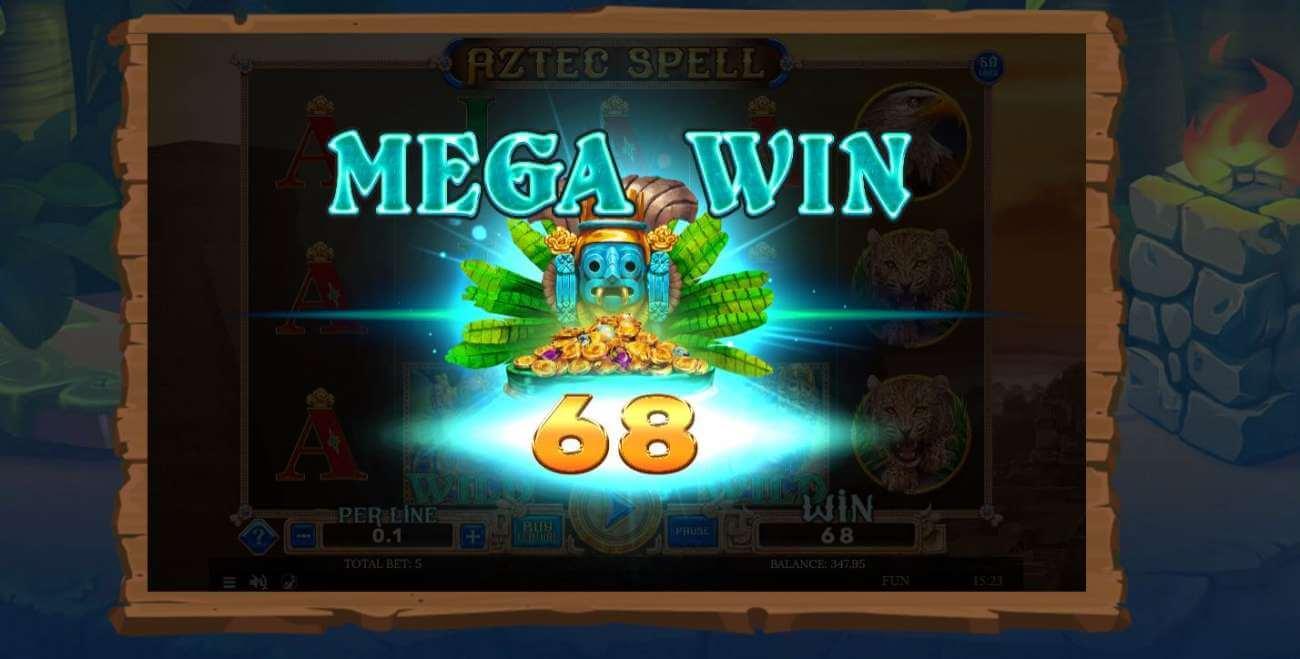 Aztec spell automat