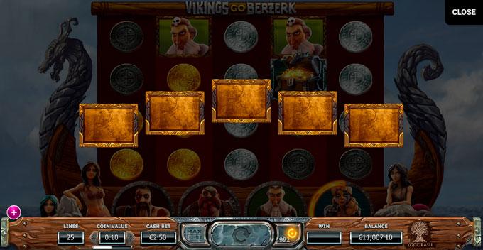 Automaty zdrama Vikings go Berzerk
