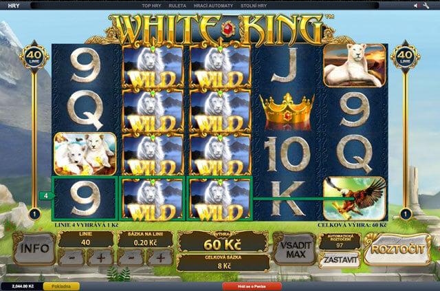 automaty White King