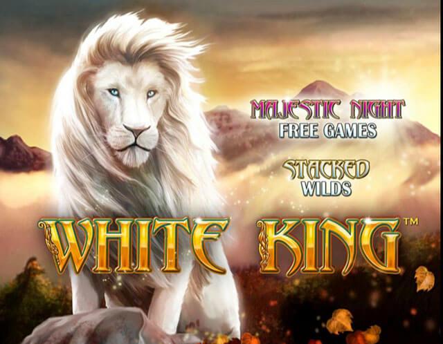 White King automat zdarma uvod do hry